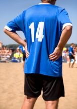 Beach Soccer toernooi – Strandvoetbal