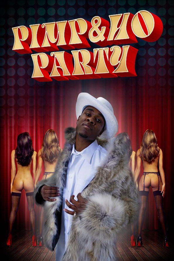 Pimp & Ho Party