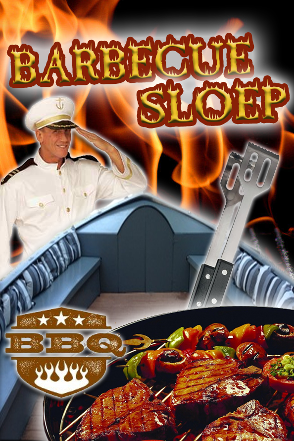 Barbecue Sloep