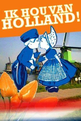 Ik hou van Holland Rondvaart