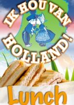 Ik Hou Van Holland Lunch