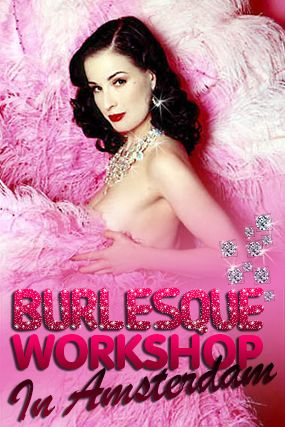 Sexy Burlesque Workshop