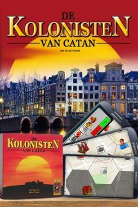 De Kolonisten – Tablet City Game