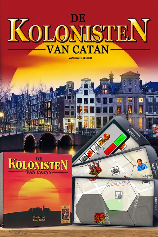 De Kolonisten - Tablet City Game