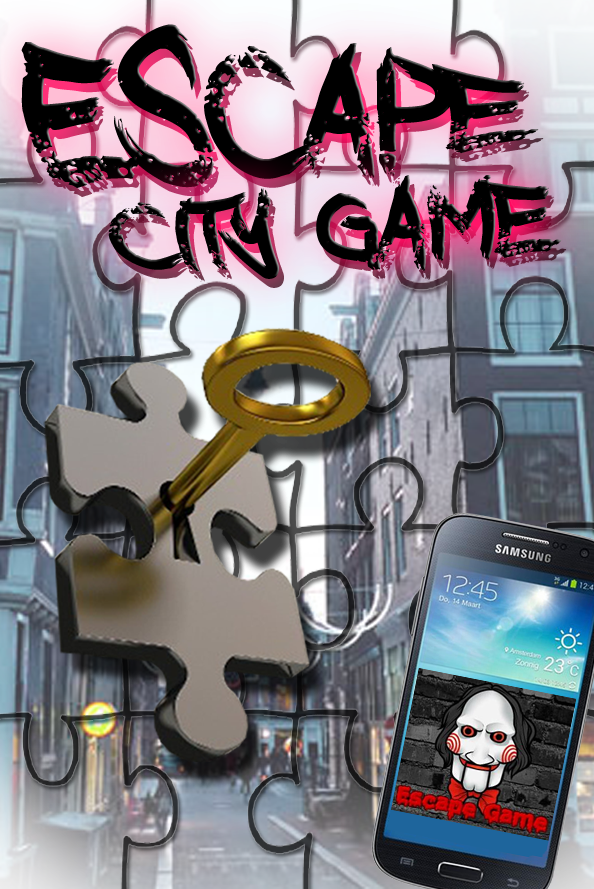 Escape City Tablet Game