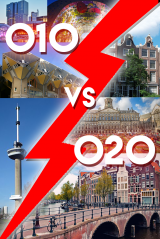 City2City Trip Rotterdam – Amsterdam