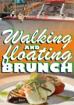 Walking and Floating Brunch Naarden Vesting