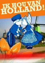 Ik Hou Van Holland Diner in Amsterdam