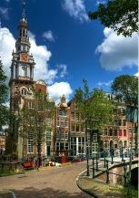 Bus Tour in Amsterdam