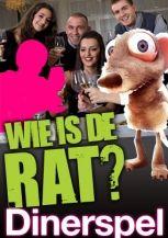 Wie is de Rat Dinerspel Brugge (België)