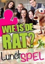 Wie is de Rat Lunch Naarden Vesting