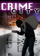 Crime City Tablet Game in Heerenveen