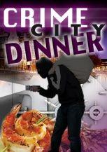 Crime City Dinner Game Leiden