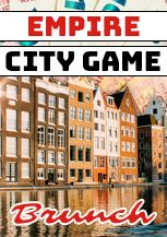 Empire City Brunch Game in Den Bosch