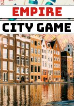 Empire City Dinner Game in Middelburg
