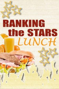 Ranking the Stars Lunch in 't Gooi