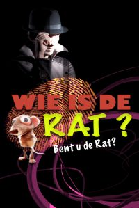 Wie is de Rat in Antwerpen (België)