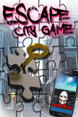 Escape City Tablet Game Leiden