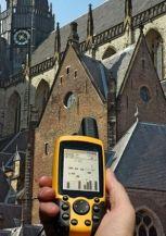 GPS Fietspuzzeltocht Haarlem