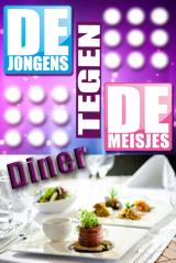Jongens tegen de Meisjes diner Amsterdam