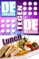 Jongens tegen de Meisjes Lunch Middelburg