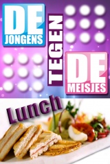 Jongens tegen de Meisjes Lunch Den Bosch