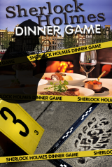 Sherlock Holmes Dinner Scheveningen