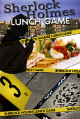 Sherlock Holmes Lunch Maastricht