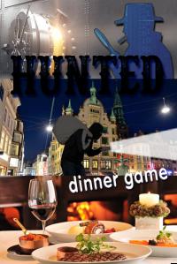 Hunted Tablet Dinner Game