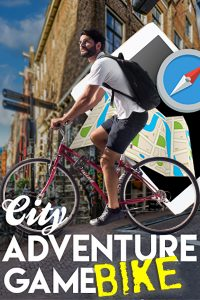 City Adventure op de Fiets